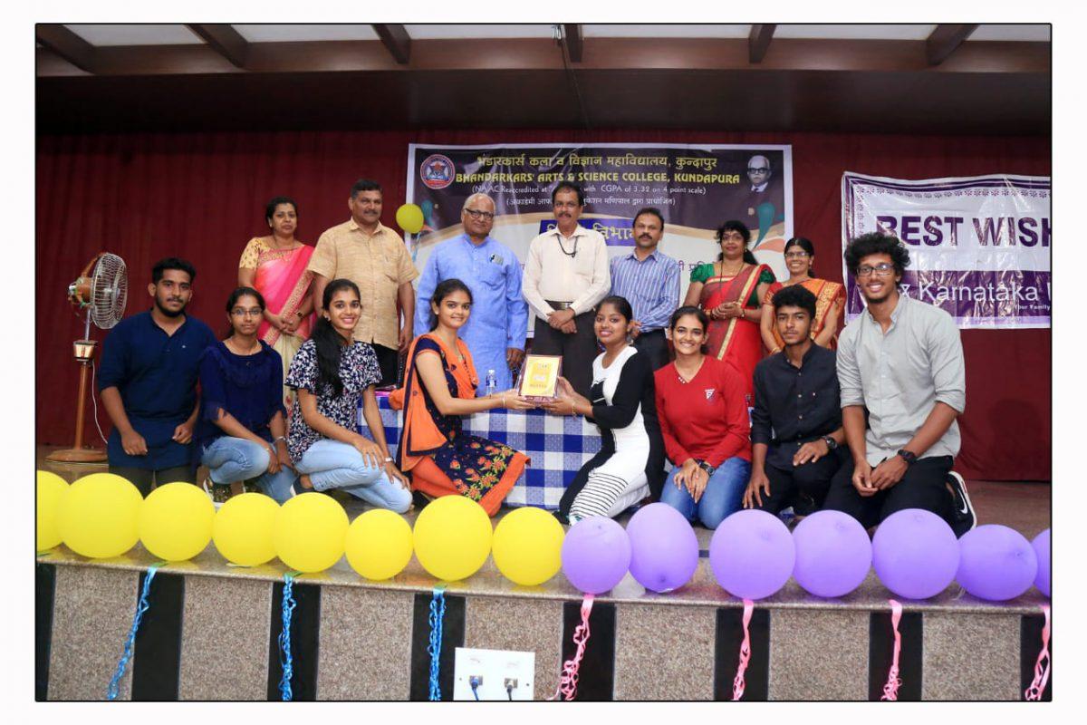 Kaumudi 2018: GDC students win Runners-Up Trophy