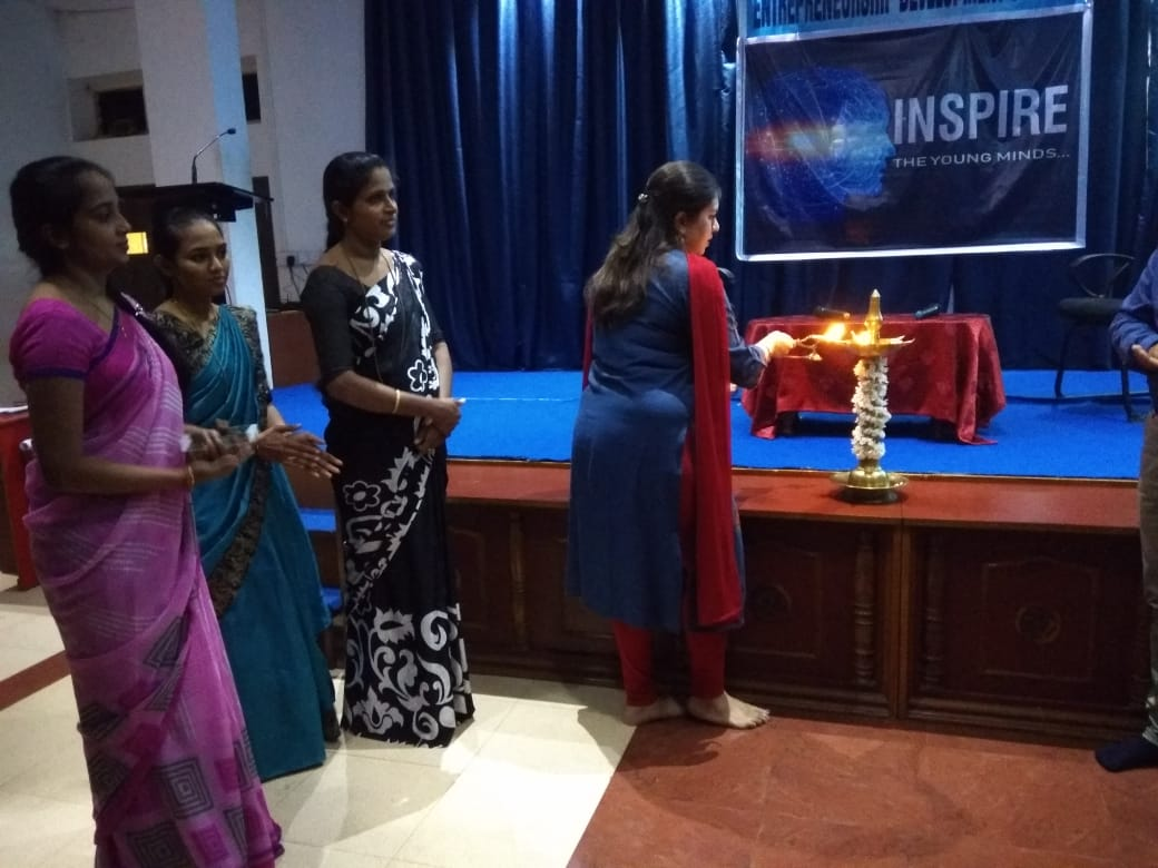 A true Inspiration 'Mrs.Vathika Pai' 2019-20