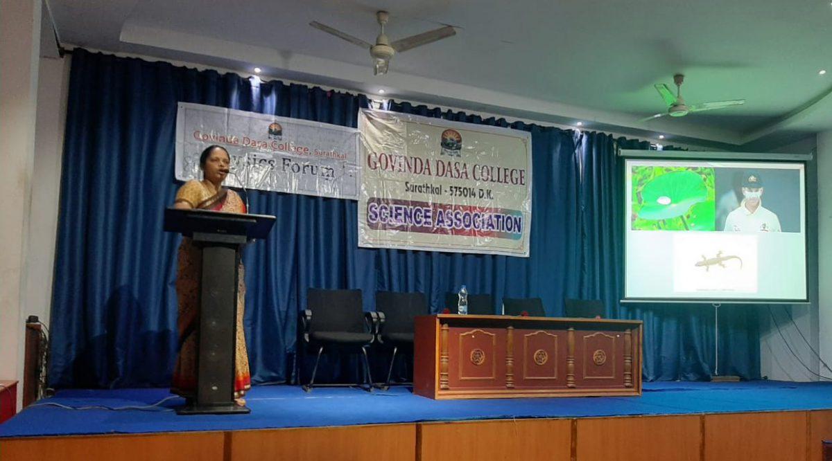 Talk on Nano Technology 2019-2020